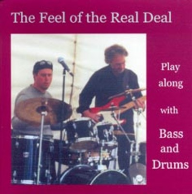 Product picture Play-along for Drums and Bass